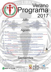 Programa Cursos de Verano 2017