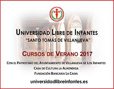 Cursos de Verano 2017 - Villanueva de los Infantes