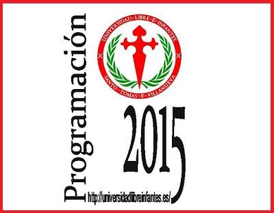 Cursos de Verano 2015 - Villanueva de los Infantes