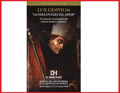 """Exposición LUX GENTIUM """"LA VERA EFFIGIES DEL AMOR"""""""