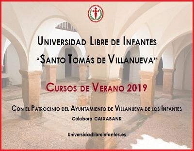Cursos de Verano 2019 - Villanueva de los Infantes